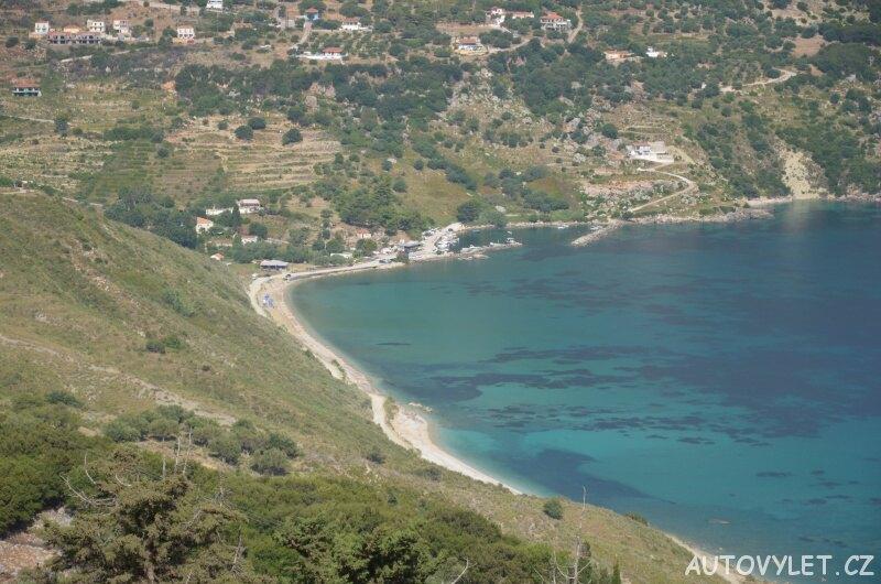 Pláž Vouti Kefalonia