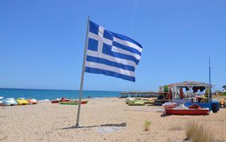 Pláže Kefalonia Řecko