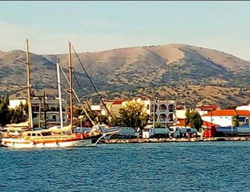 Řecko autem – další díl cestopisu z dovolené po Evropě