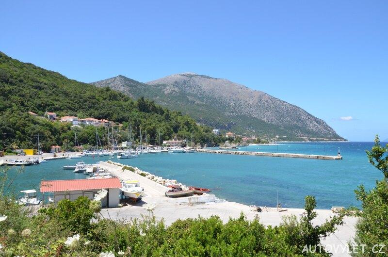 Poros - Kefalonia Řecko 2