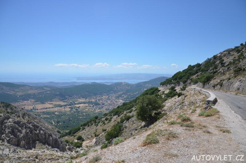Řecký ostrov Kefalonia