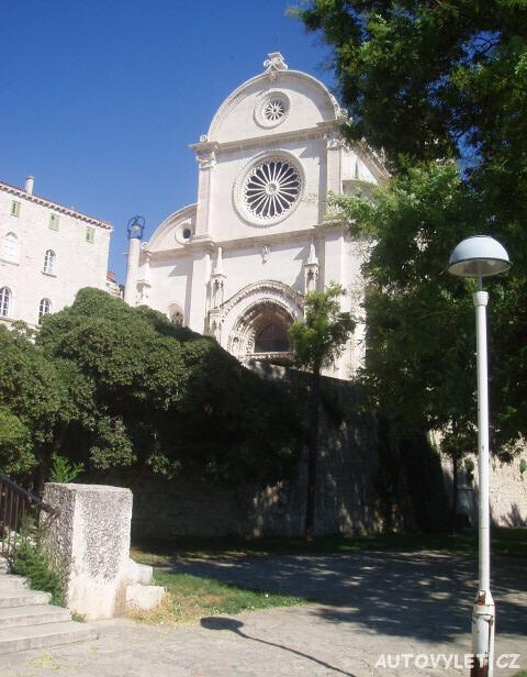 Šibenik Chorvatsko 2