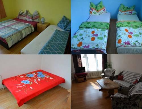Ubytování na Šumavě – Pěkná, Malá Pec, Volary