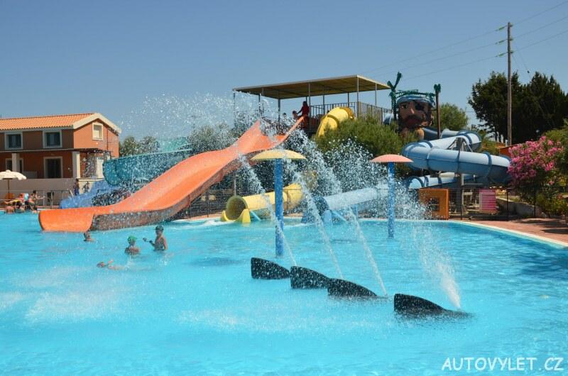 Water park Kefalonia Greece