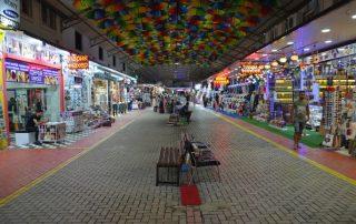 Alara Grand Bazaar - Okurcalar Turecko
