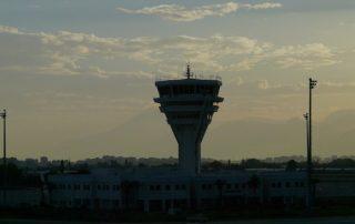 Antalya airport - Turecko