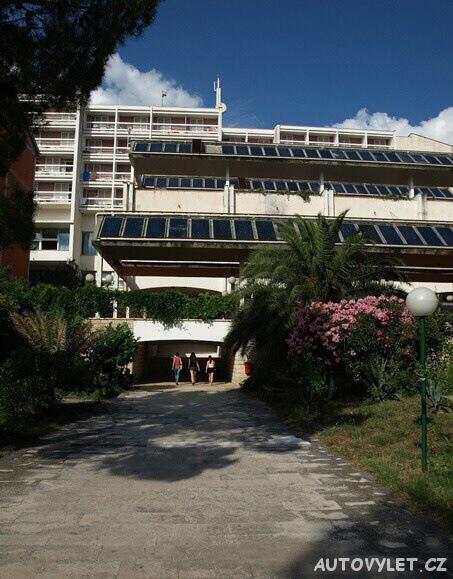 Baška Voda hotel Hrvatska