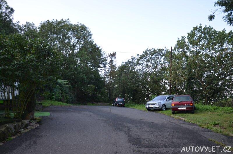 Bořeň parkoviště