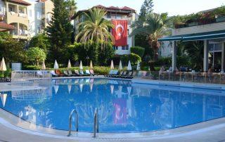 Gardenia beach hotel Turecko