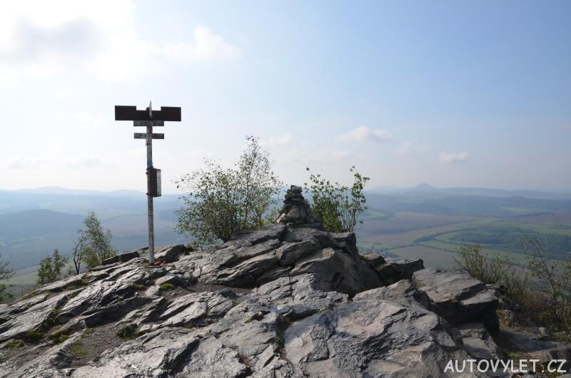 Hora Bořeň u Bíliny