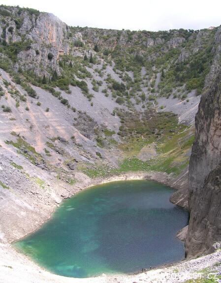 Imotská jezera Chorvatsko 2