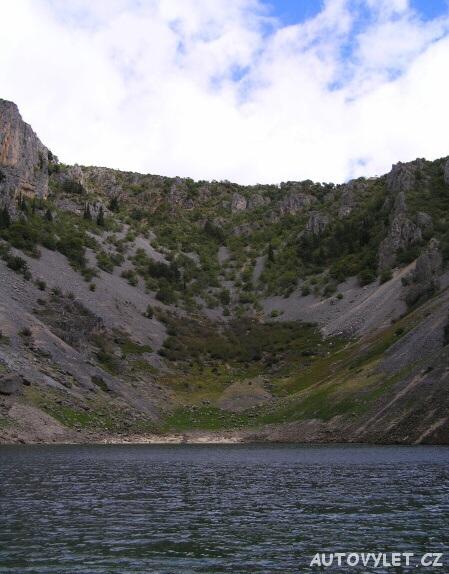 Imotská jezera Chorvatsko 3