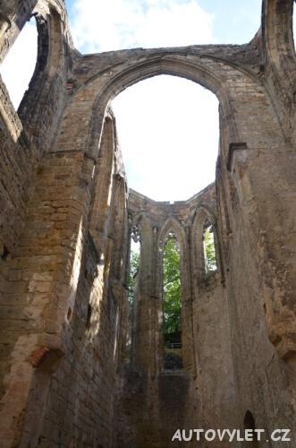 Klášterní kostel Oybin