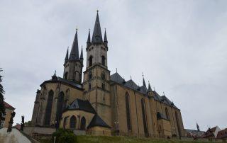 Kostel sv. Mikuláše Cheb
