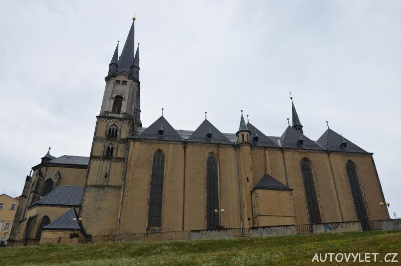 Kostel sv. Mikuláše v Chebu