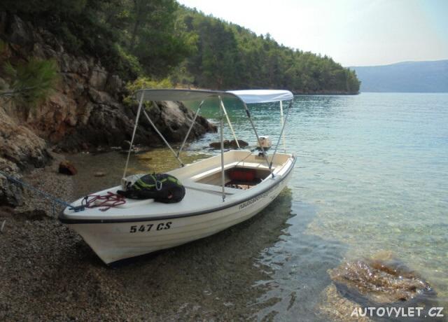 Lun Chorvatsko - Cres ostrov