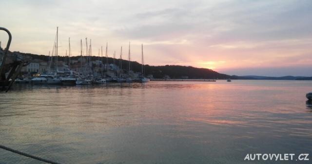 Mali Lošinj ostrov - Chorvatsko