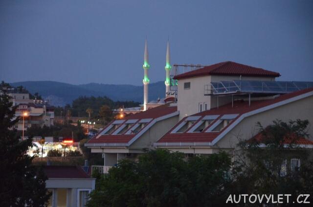 Mešita - Okurcalar Turecko