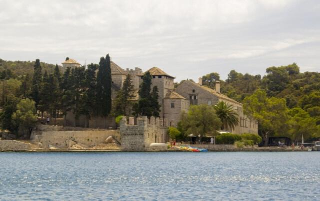 Mljet národní park Chorvatsko 2