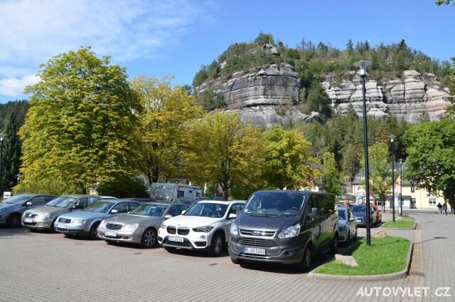 Oybin parkoviště 2