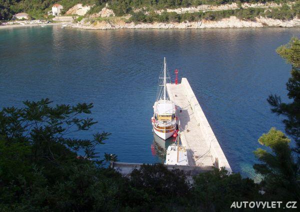 Pelješac poloostrov Chorvatsko