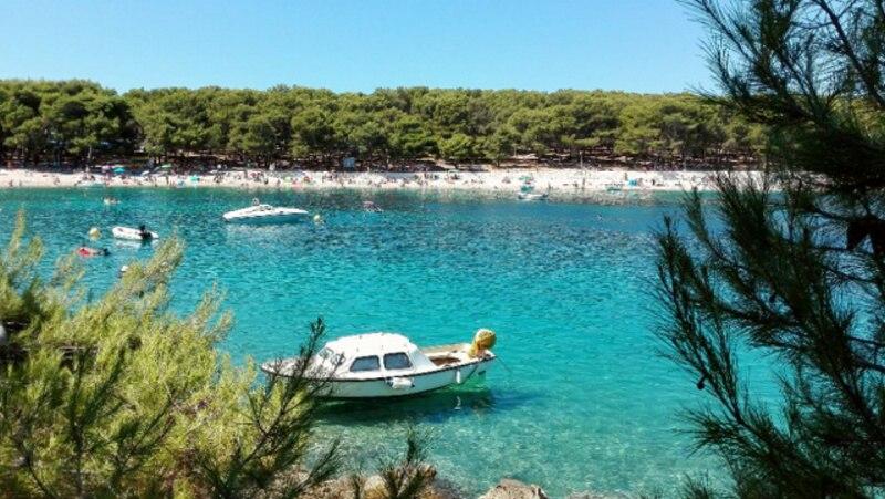 Pláž - Primošten Chorvatsko