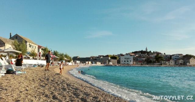 Pláž 2 - Primošten Chorvatsko