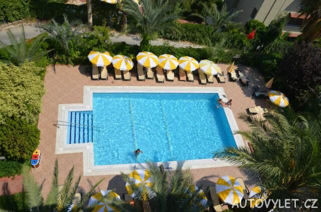 Relax Pool - Gardenia beach hotel Turecko