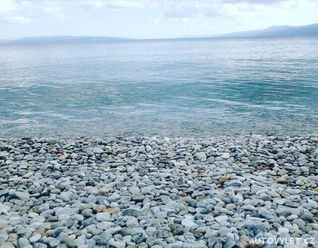 Rijeka Chorvatsko pláž