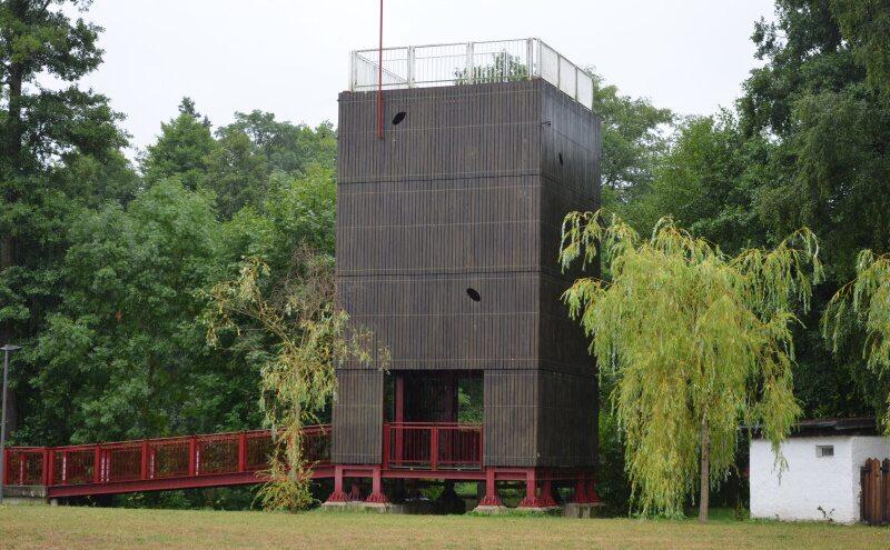 Rozhledna Cheb (vyhlídková věž)