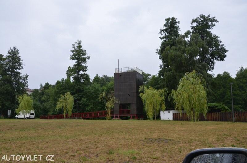 Rozhledna Cheb (vyhlídková věž) 2