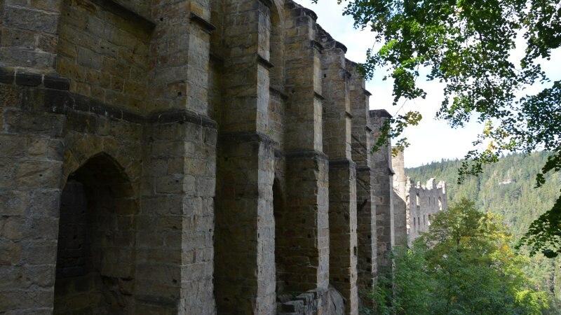 Skalní hrad Oybin