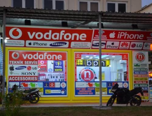 Internet v Turecku. Kolik stojí mobilní data a volání