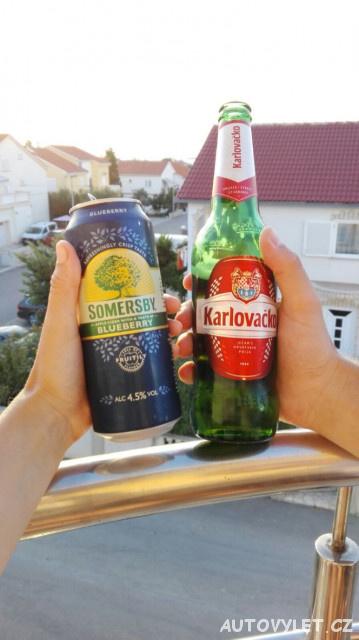 Chorvatské pivo