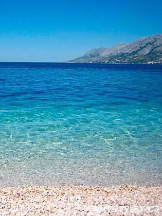 Moře v Chorvatsku
