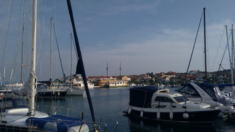 Ugljan ostrov Chorvatsko