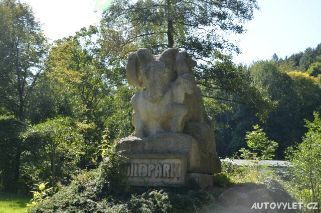Wildpark Osterzgebirge Geising