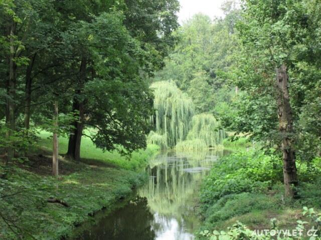 Anglický park