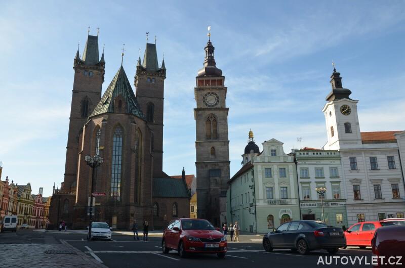Bílá věž Hradec Králové 2