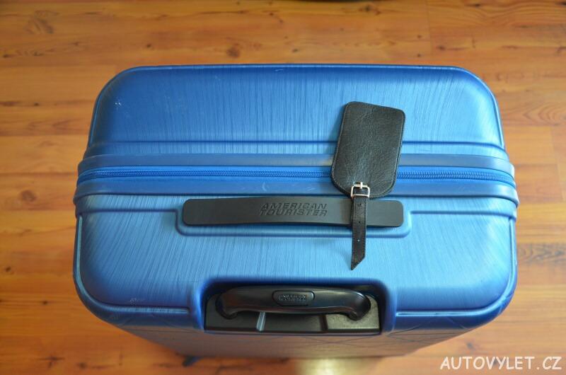 Cestovní kufr American Tourister 1