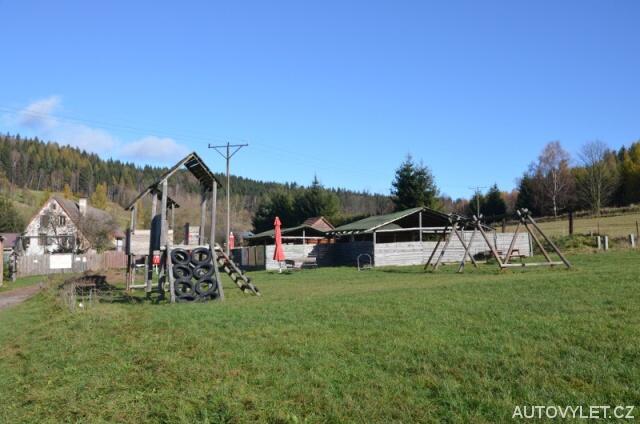 Dětské hřiště - Zoo Laczna