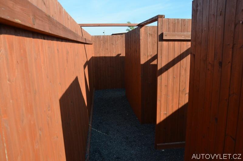 Dřevěné bludiště Cerhenice 2