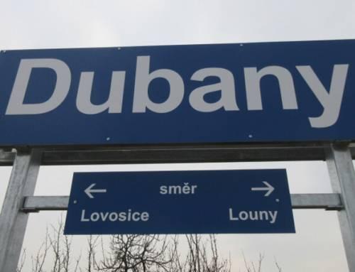 Výlet z Křesína do Duban