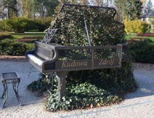 Kudowa Zdroj (Lázně Chudoba) – průvodce lázeňským městem v Polsku