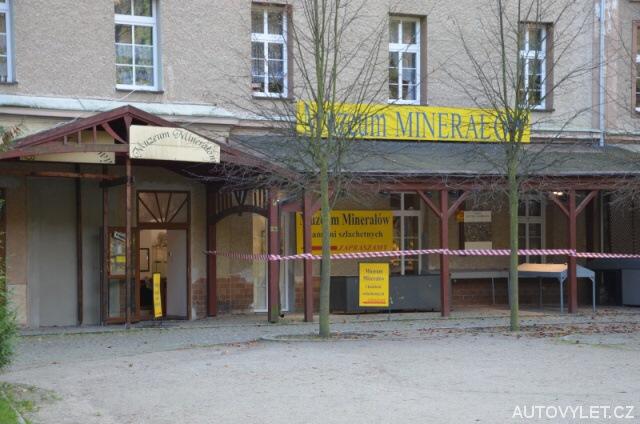 Mizeum minerálů - Kudowa Zdroj