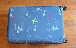 Obal na cestovní kufr