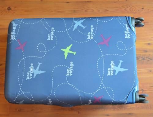 Kde koupit obal na cestovní kufr