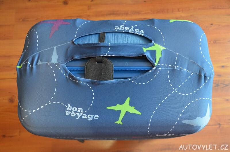 Obal na cestovní kufr 3