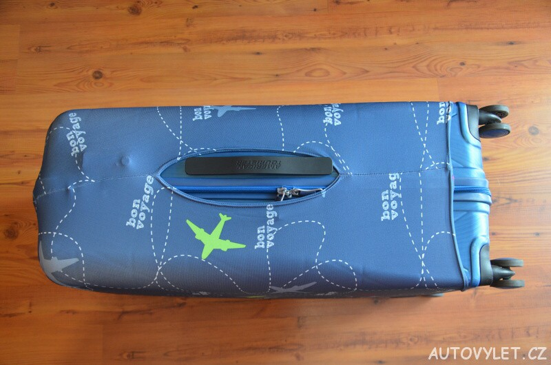 Obal na cestovní kufr 4