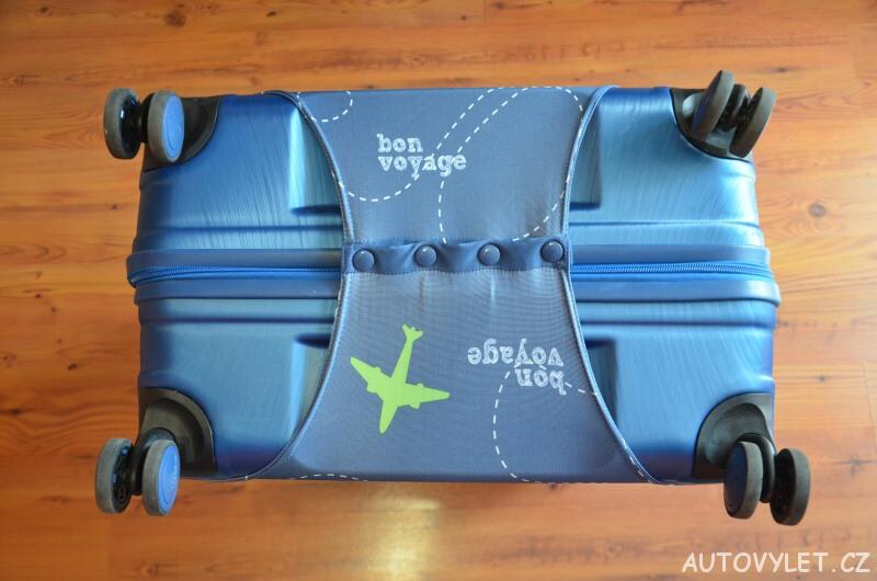 Obal na cestovní kufr 5